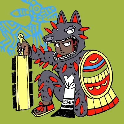 コヨーテ神官