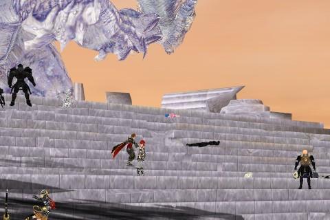 LoC戦中盤:天の門