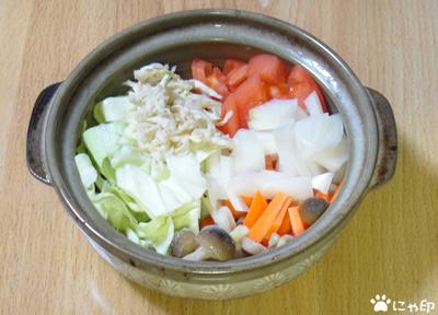 【デトックススープ】 ~私の作り方~