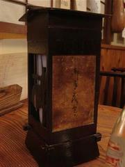 巴屋 箸箱