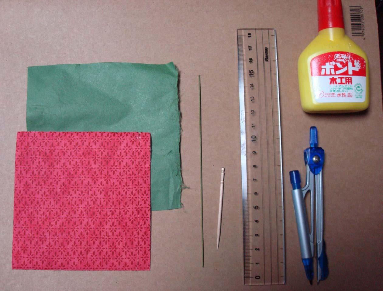 すべての折り紙 バラ作り方 折り紙 : 2010/02/02 (Tue) 折り紙バラ