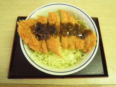 かつや ソースカツ丼