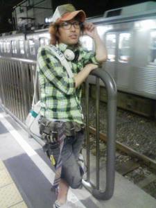 ローカル線にて