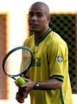 テニスる。