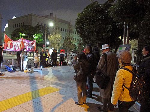 ムキンポの忍者ブログ 在日ウクライナ人によるロシア大使館抗議行動 STOP TPP!! 官邸前アクション カメコレ