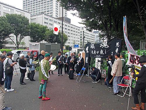 ムキンポの忍者ブログ 呪殺祈祷僧団@テントひろば
