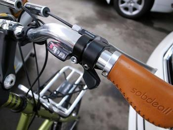 すこし安っぽいので嫌だったの ... : 自転車 変速機 交換 値段 : 自転車の
