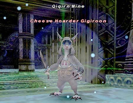 Cheese Hoarder Gigiroon