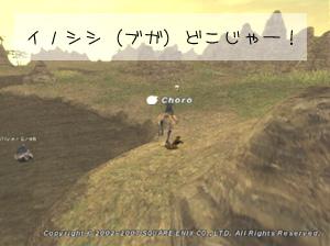 オトシダマ2007エっちゃんで探索の図