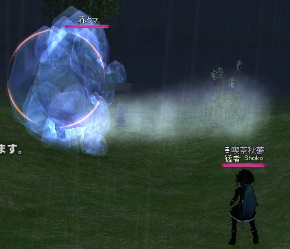 [o'(ェ)'o]凍ったクマ 助けろクマ