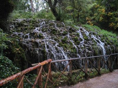 Parque de Monasterio de Piedra
