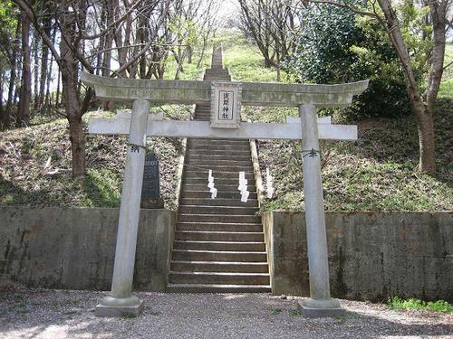 浅間神社 鳥居