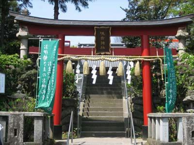 鷺宮咲前神社