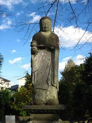 聖徳太子養老の像