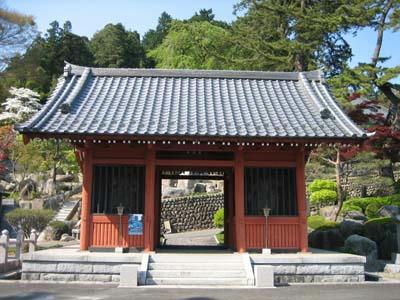 金剛寺 山門