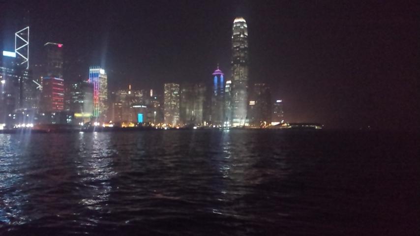 香港その1