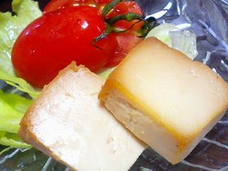 豆腐の味噌漬け(1週間目)