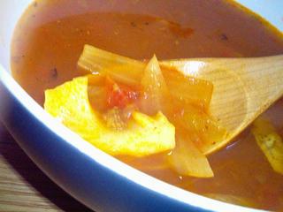 samuraiさんのスープカレー
