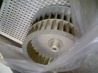 換気扇の大掃除