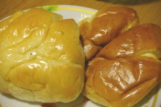 パン工房 こみねとほしのベーカリーのクリームパン