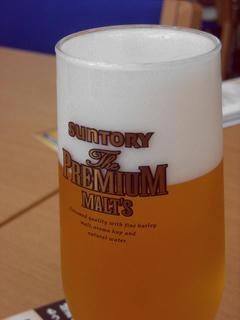 サントリービール工場見学