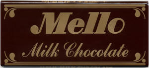 メロのチョコレート