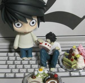 私が見つけたケーキですが…何か?