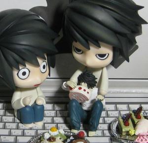 ケーキを返して下さい★