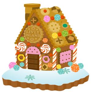 お菓子の家~vvv