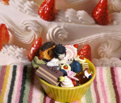 ケーキ風呂w