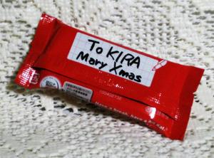 To KIRA?!!
