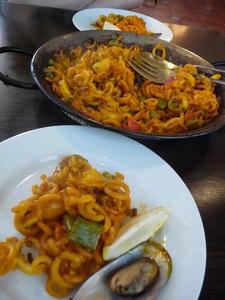 スペイン料理 フィデオア