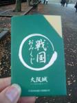 大阪城サイクリング