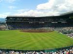 2010年8月8日阪神甲子園球場