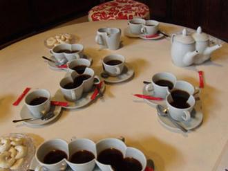 コーヒー美味しかった♪