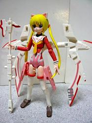 武装神姫ナギ フル武装
