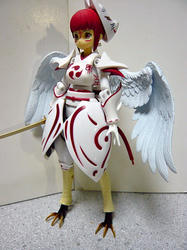 武装神姫ミズキ フル武装