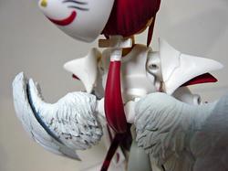 武装神姫ミズキ 羽根の付け根