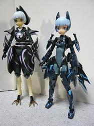 旧フブキ&フブキ弐型