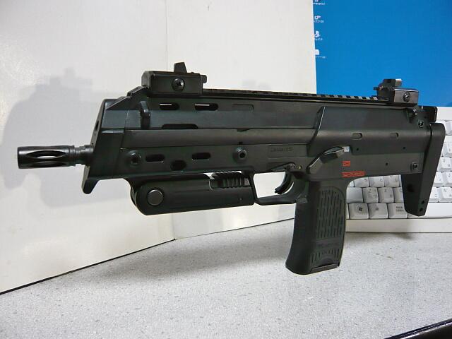 下手の横好き 東京マルイMP7A1
