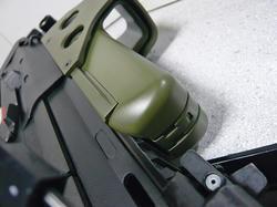 MP7A1とニトロヴォイスバッテリーボックスタイプE