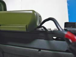 MP7A1とNITORO:VoバッテリーボックスTypeE
