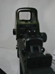 MP7A1とNITORO:VoバッテリーボックスタイプE