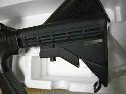 中華製M4s-systemとマルイ電動M4ストック