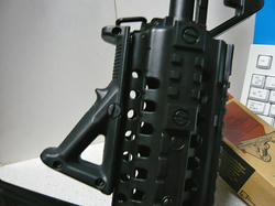 中華製M4s-systemとMagpulPTS AFG2レプリカ