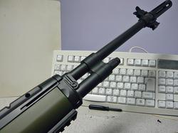 中華製M14塗装