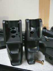 マルイ電動M4グリップとトイスターM4グリップ