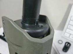 トイスターM4A1カービンにMOEハンドガード
