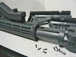 GYF AK47パラトルーパーとM4ストック