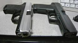 HFC P8とマルイエアコキUSP